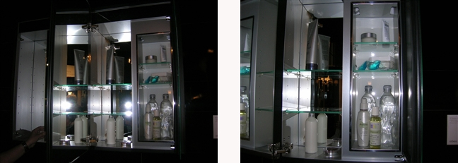 install collections cabinet uplift robern