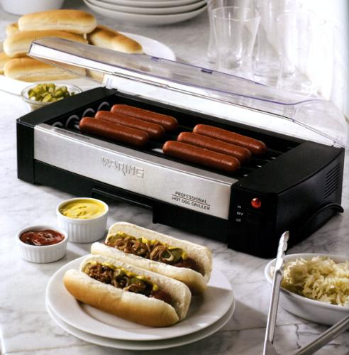 HotDog Cookers | KitchAnn Style