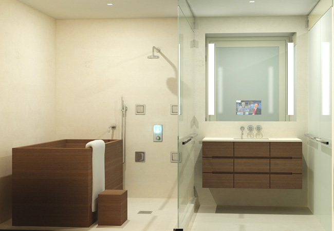 Baño Japones Moderno:Ofuro Bathtubs – Kitchen Studio of Naples, Inc