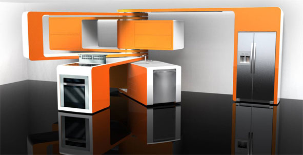 Electrolux Icon 2008 Competition