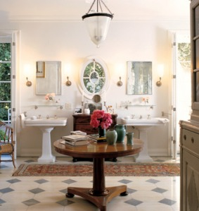 Michael S. Smith Bathroom