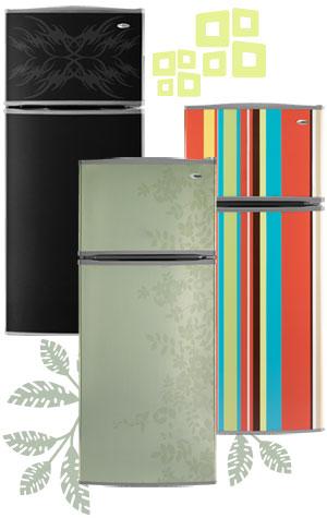 Amana Refrigerator Designs