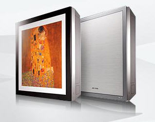 Picture Frame Air Conditioner } KitchAnn Style