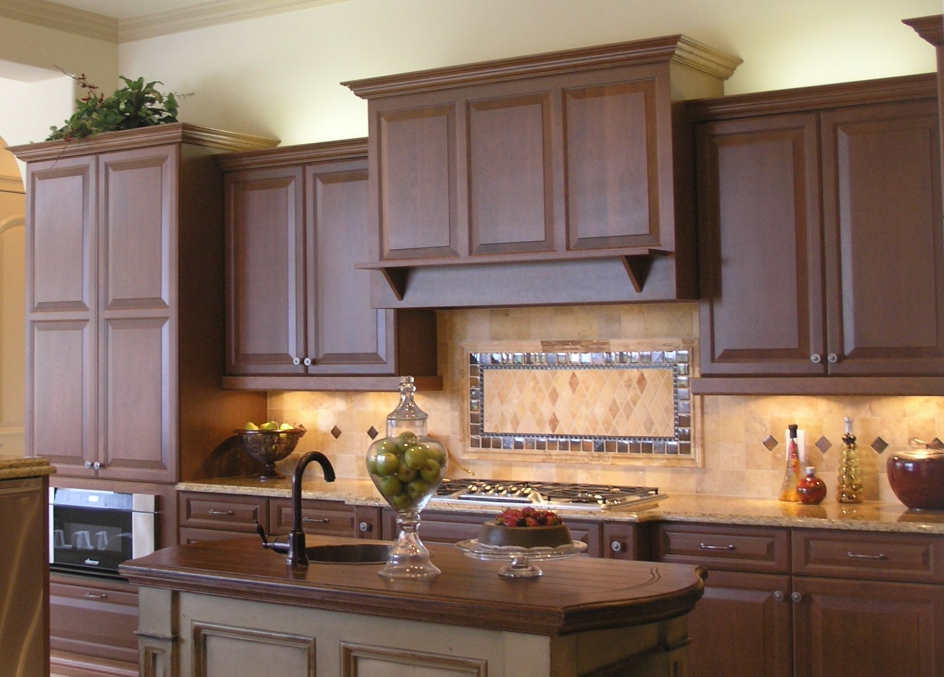 Unfinished Kitchen Cabinets