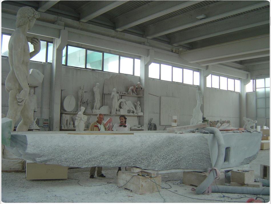 island fabrication