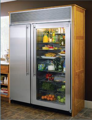 "Northland 60"" Refrigerator | KitchAnn Style"