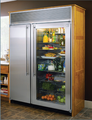 "Northland 60"" Refrigerator   KitchAnn Style"