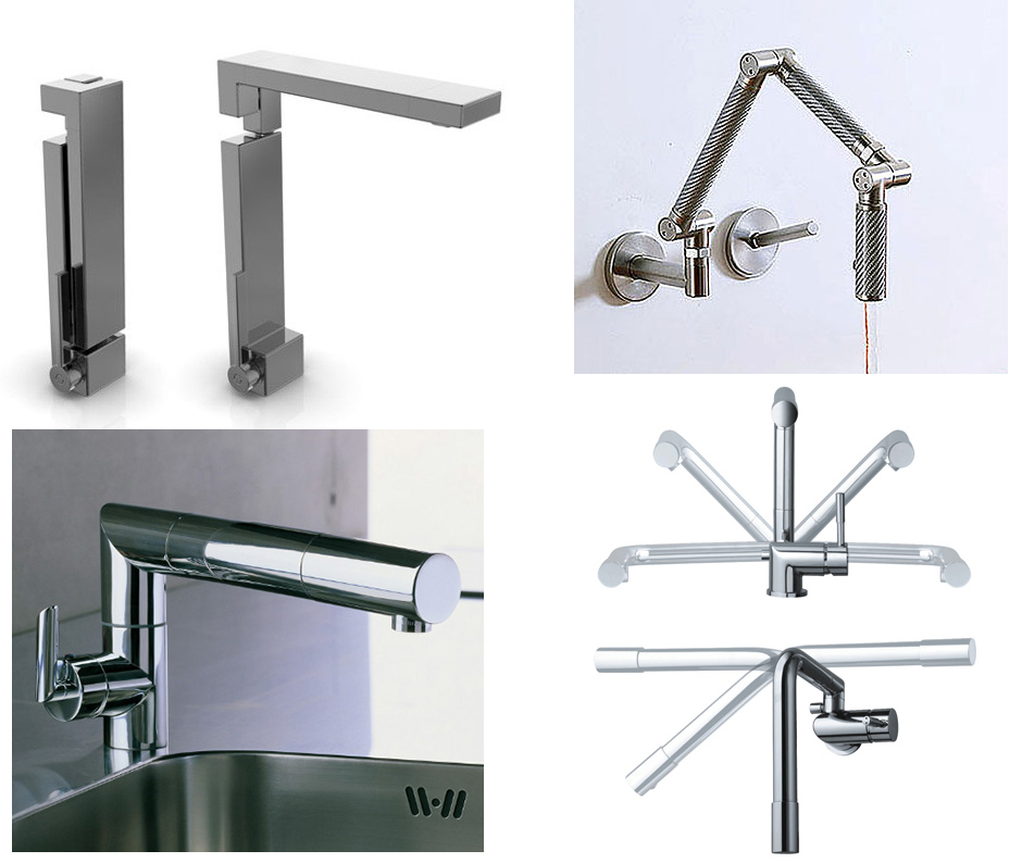 Folding Faucets – Kitchen Studio of Naples, Inc.