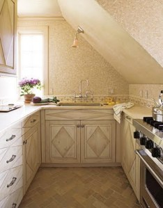Chris Welsh alcove kitchen