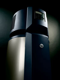 GE home heat pump water heater