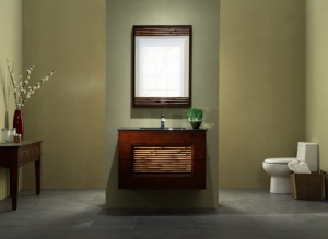 Bambu with black top from KBIS