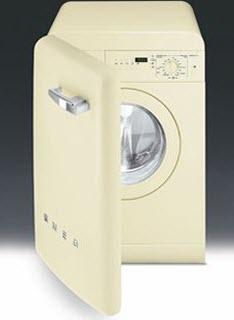 Smeg retro appliances welcome to kitchen studio of - Pink smeg washing machine ...