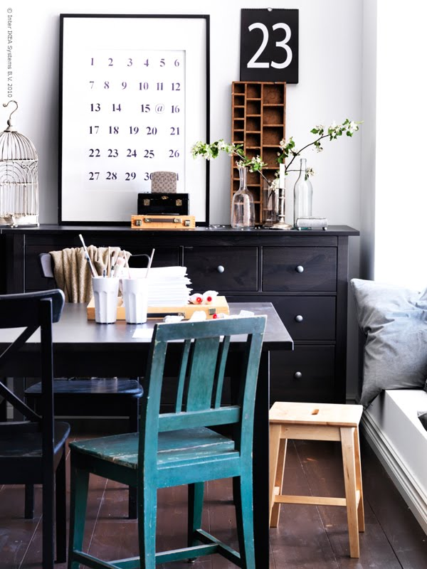 Vintage industrial chic kitchen studio of naples inc for Vintage style dining room ideas