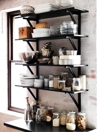 Industrial Kitchen Trend | KitchAnn Style