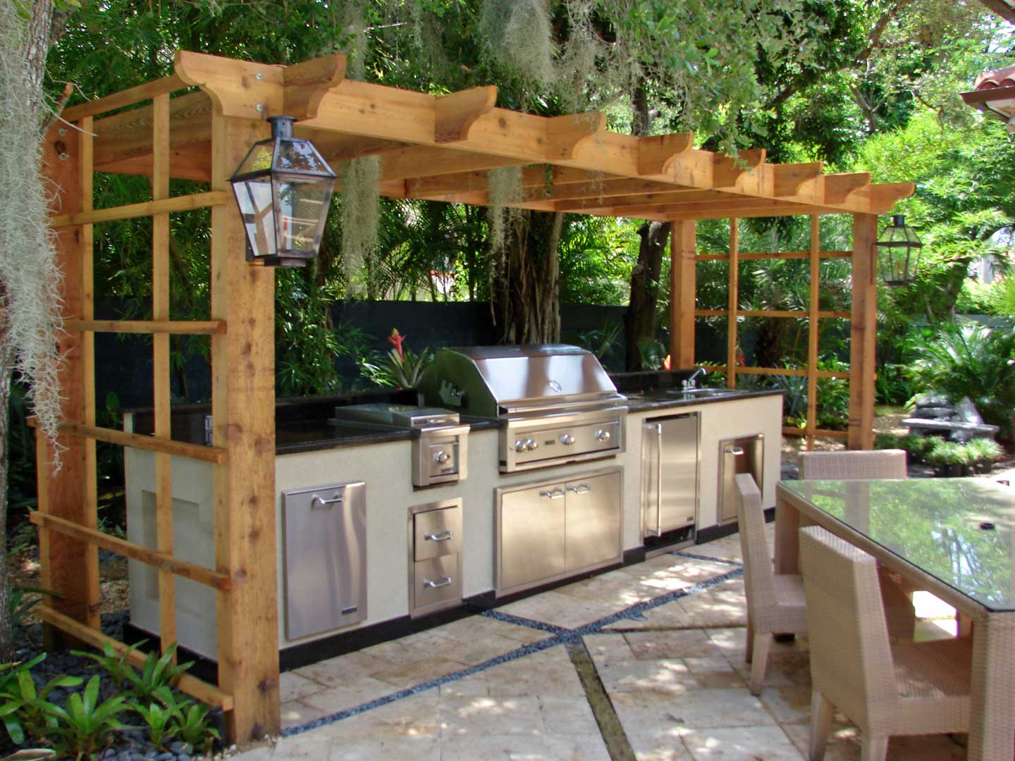Grilling gifts for the holidays kitchen studio of naples for Outdoor kitchen without grill