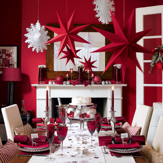 Christmas Table Decorations Ideas | 550 x 550 · 91 kB · jpeg