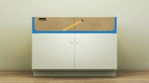Installing Kohler Whitehaven | KitchAnn Style