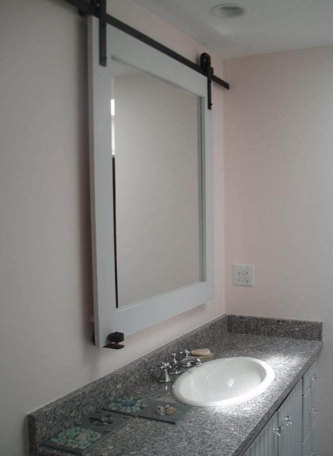 small bathroom design idea welcome to kitchen studio of naples inc. Black Bedroom Furniture Sets. Home Design Ideas