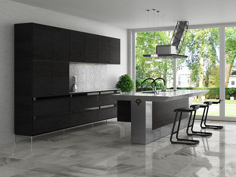 Ino leone social kitchen kitchen studio of naples inc Leon house kitchen design