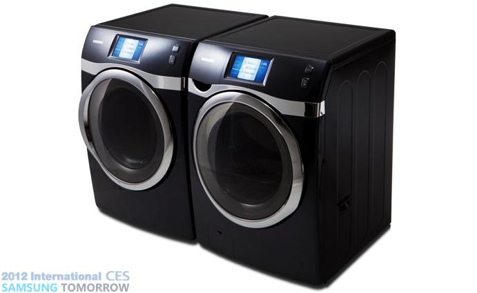 مركزخدمة ايديال زانوسى  صيانه ايديال زانوسي Samsung-ces-2012-washer
