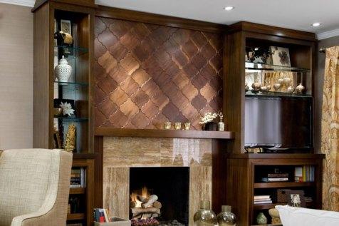 Kitchann Style Tile Shapes