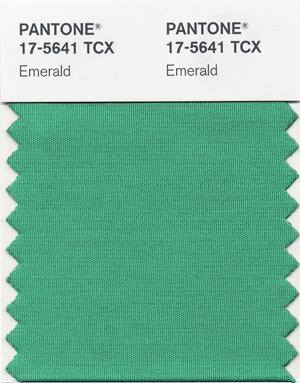 Emerald Green | KitchAnn Style