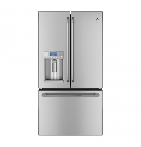 French Door Cafe Refrigerator | KitchAnn Style