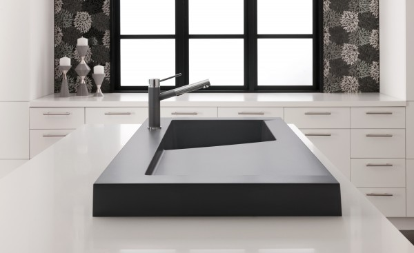 Blano Modex sink | KitchAnn style