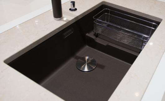 Blanco Cinder Kitchen Studio Of Naples Inc