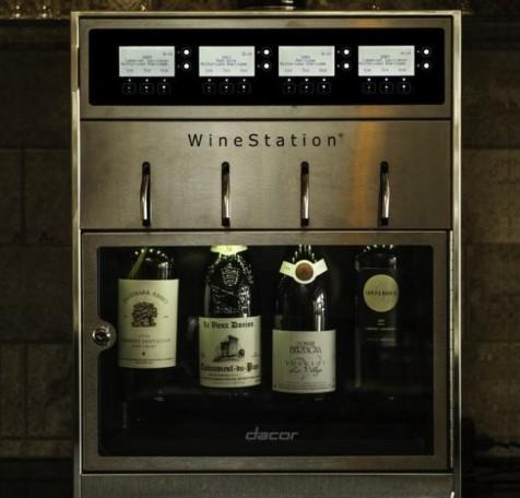 Dacor Discovery Winestation| KitchAnn Style