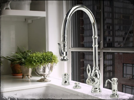 PLP Chrome Faucet | KitchAnn Style