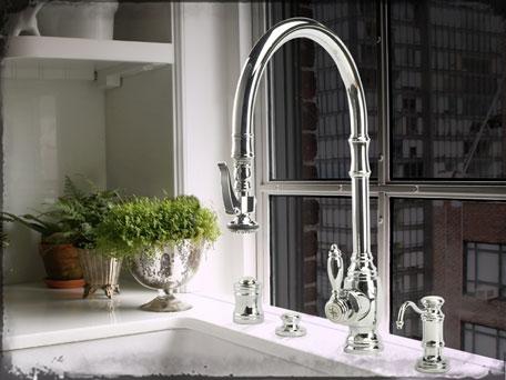 PLP Chrome Faucet | KitchAnn Style
