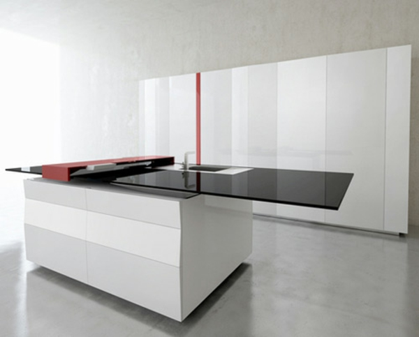 Toncelli Prisma kitchen | KitchAnn Style