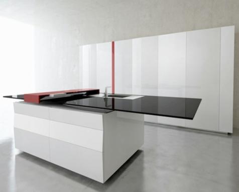 Toncelli Prisma kitchen | KitchAnn Style