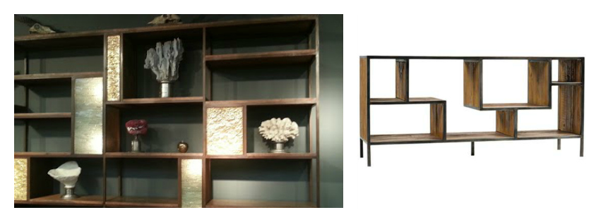 Cox London at Decorex and Irondale Helena Bookcase | KitchAnn Style
