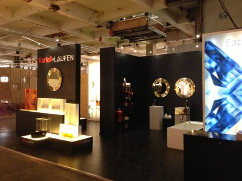Kartell by Laufen at design junction   KitchAnn Style