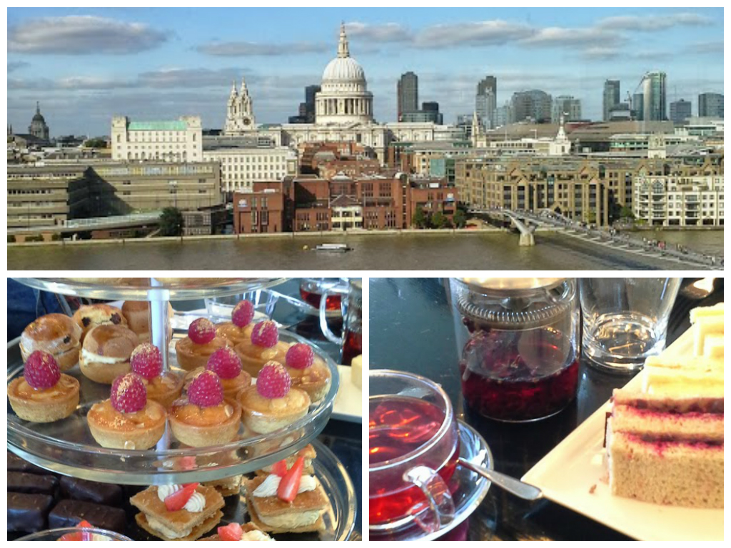 Tate Modern High Tea | KitchAnn Style