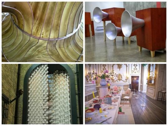 V&A collage London Design festival | KitchAnn Style