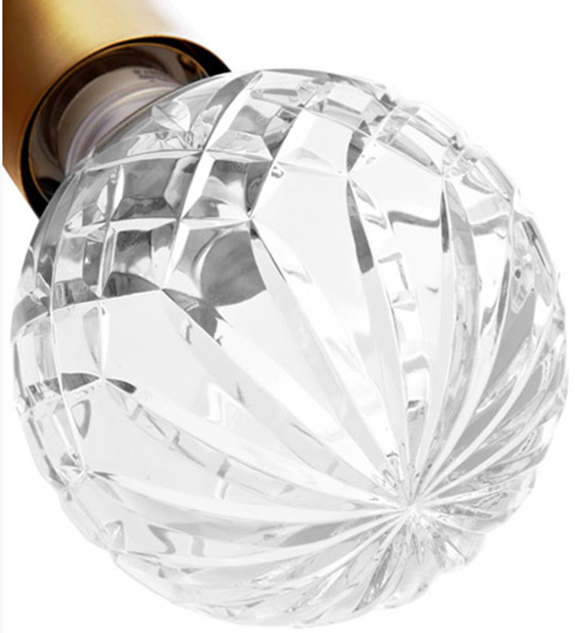 Lee Broom Crystal Bulb | KitchAnn Style