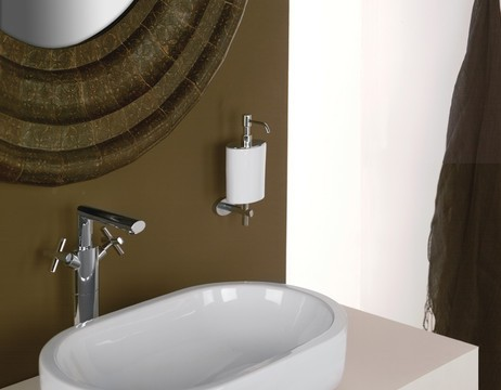 Gessi Ovale Lavatory | KitchAnn Style