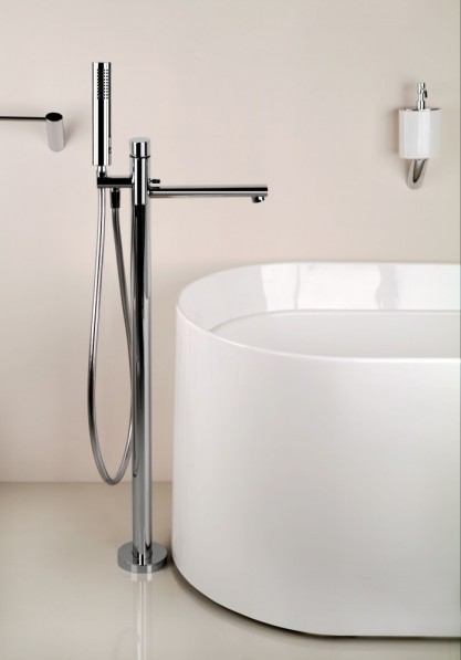 Gessi Ovale Tub Filler | KitchAnn Style