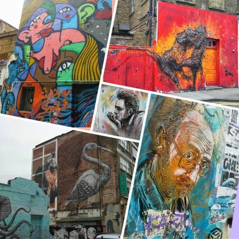 Graffiti Collage | KitchAnn Style