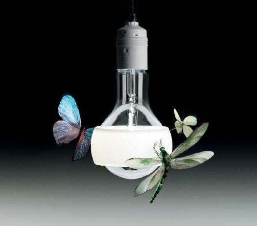 Johnny B. Butterfly lamp   KitchAnn Style