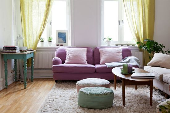 Orchid sofa | KitchAnn Style