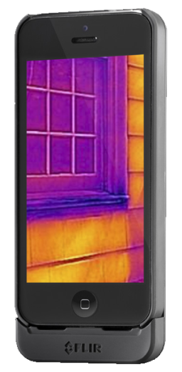 Flir One Thermal Image Device
