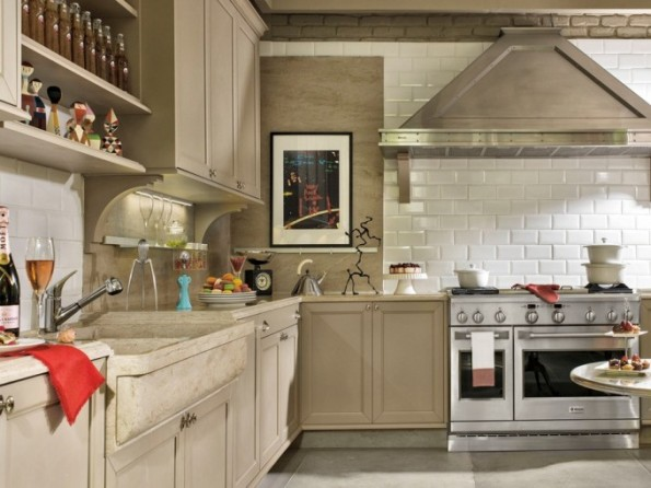 Kitchen inspiration from KitchAnn style