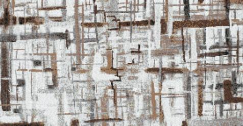 Artaic Mosaic Pattern   KitchAnn Style