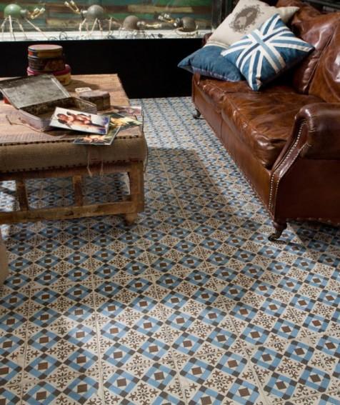 Tile Trends 2014 Encaustic | KitchAnn Style