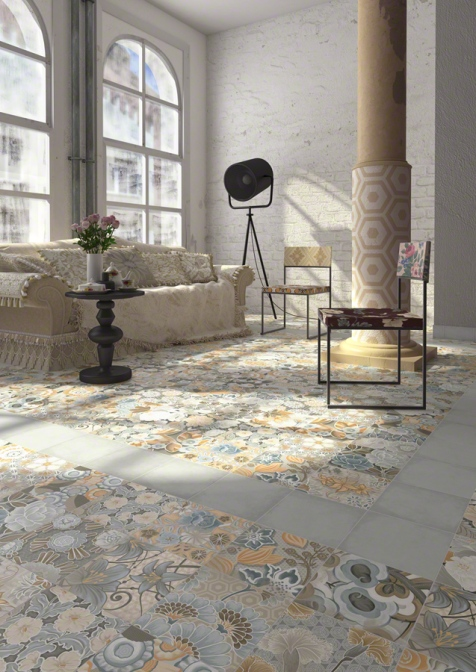Tile Trends 2014 Encaustic | KitchAnn Style