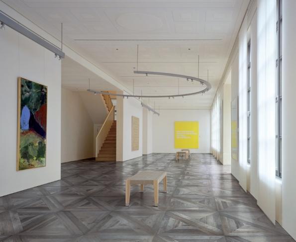 Tile Trends 2014 Geometric Wood   KitchAnn Style